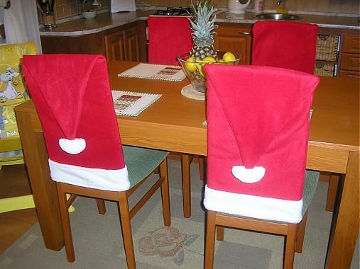 152610af1 Mikulášsky návlek na stoličku / motulka - SAShE.sk - Handmade