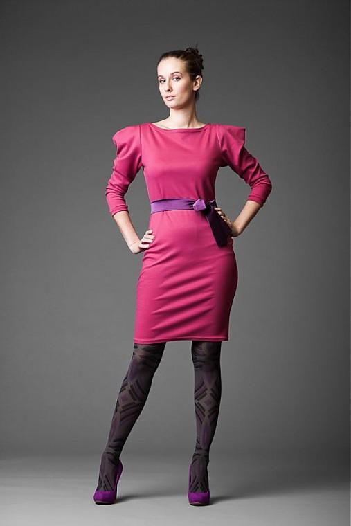 Always elegant in pink