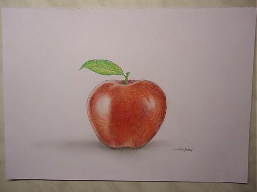 Jablko Mairrou Sashe Sk Handmade Kresby