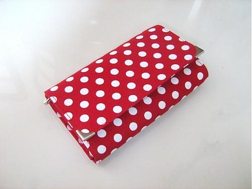 Red Dots- 17 x 10,5 na karty i fotky