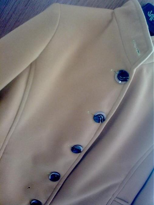 Dámsky zimný krátky kabát   dzamika - SAShE.sk - Handmade Kabáty d3e24a32ebc