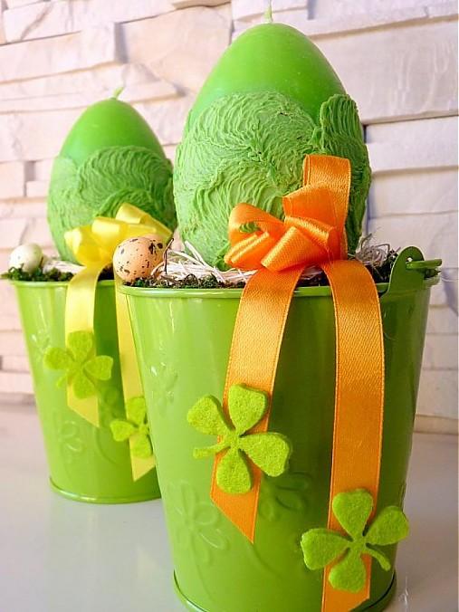 Jarné sviečky...   MONIKA-D - SAShE.sk - Handmade def6d1a8710