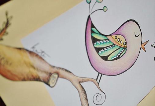 Vtáčia pieseň