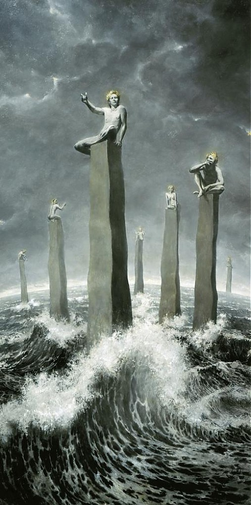 Reprodukcia - Ostrov gigantov
