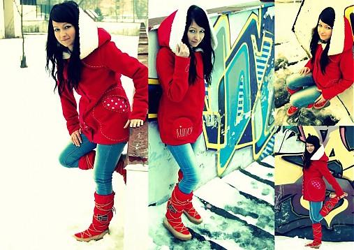 c845dad369 Karcoolka D hneď na predaj!   Rina - SAShE.sk - Handmade Kabáty