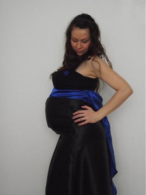 Spoločenské šaty - Nočná obloha   icuska.fashion - SAShE.sk ... 1c1f7d834a7