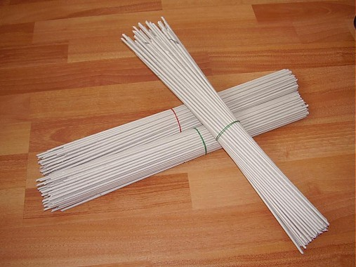 a2e471da8 Papierové ruličky / sikulkatka - SAShE.sk - Handmade Materiál ručne ...
