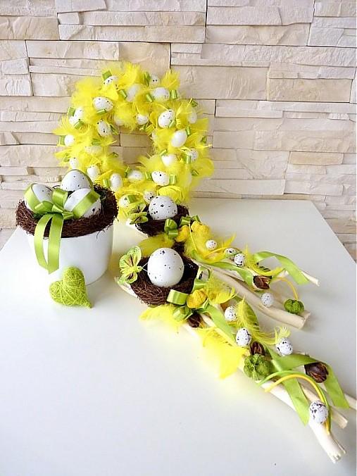 Jarné dekorácie...   MONIKA-D - SAShE.sk - Handmade 2f646576904