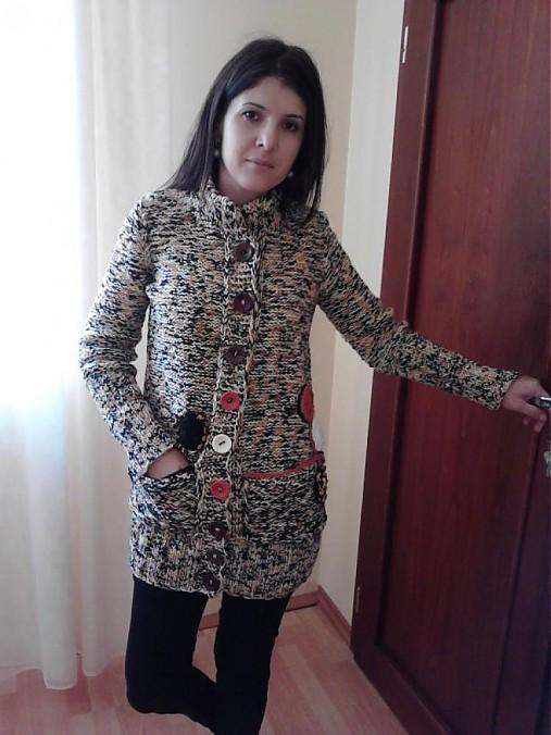 b1855e8461f18 Teplý sveter... / vviera - SAShE.sk - Handmade Svetre/Pulóvre
