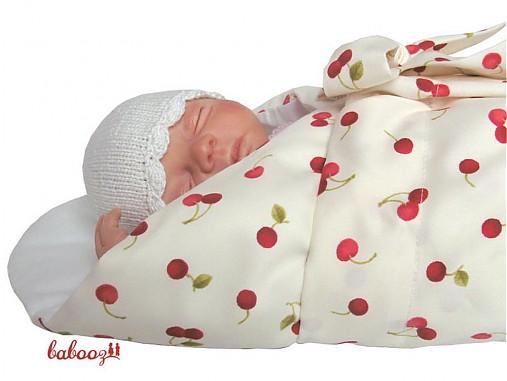 968063086847 Perinka CHERRY UNI   babooz - SAShE.sk - Handmade Detské oblečenie