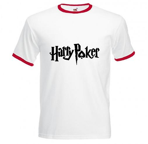 Harry poker black Ringer