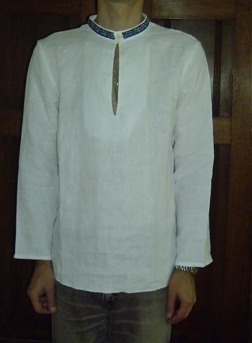 ľudová košeľa