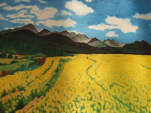 Zlte Kvetinkove Slniecka Ivullllinka Sashe Sk Handmade Kresby