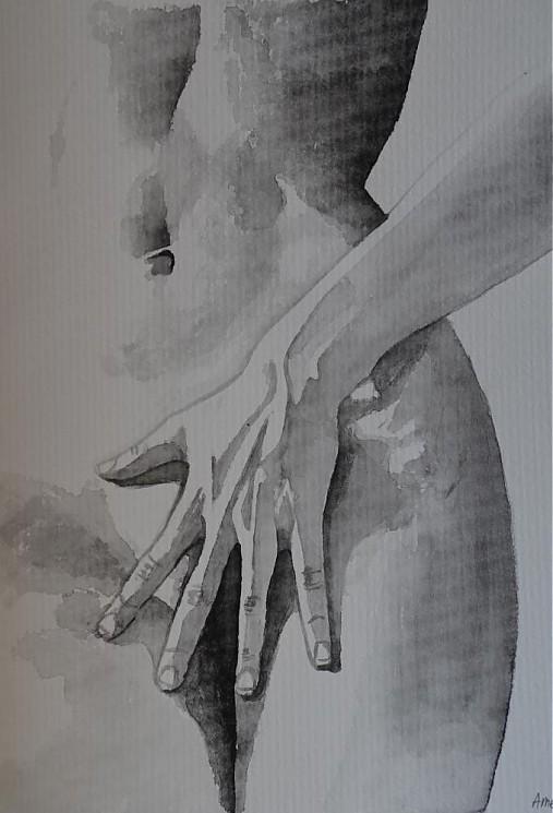 Tajne Miesto Zeny Ameliiii Sashe Sk Handmade Kresby