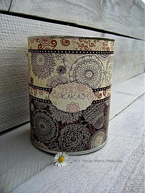 Dóza kakao