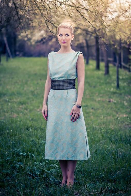 SILVIA - šaty zľava 70%