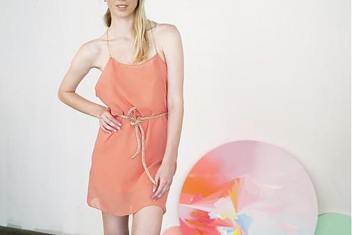 ba9b4f60cd0e Letné šifónové vzdušné šaty