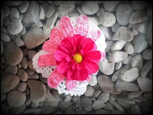 7db030ab7 Háčkovaná čiapka / Inci - SAShE.sk - Handmade Detské čiapky