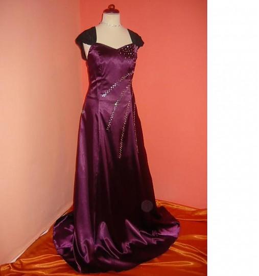 72be06396556 Spoločenské šaty pre MOLETKY veľkosť 44 - 46   krasnesaty - SAShE.sk ...
