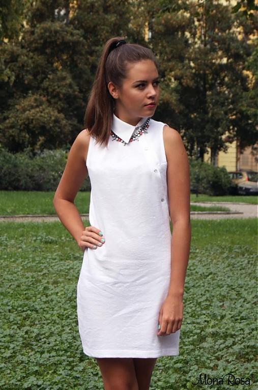 40ab43143f INA - šaty zľava 70%   MonaRosa - SAShE.sk - Handmade Šaty