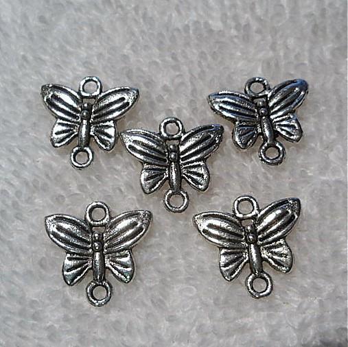 KMedzikus-motýľ 10x14mm-1ks