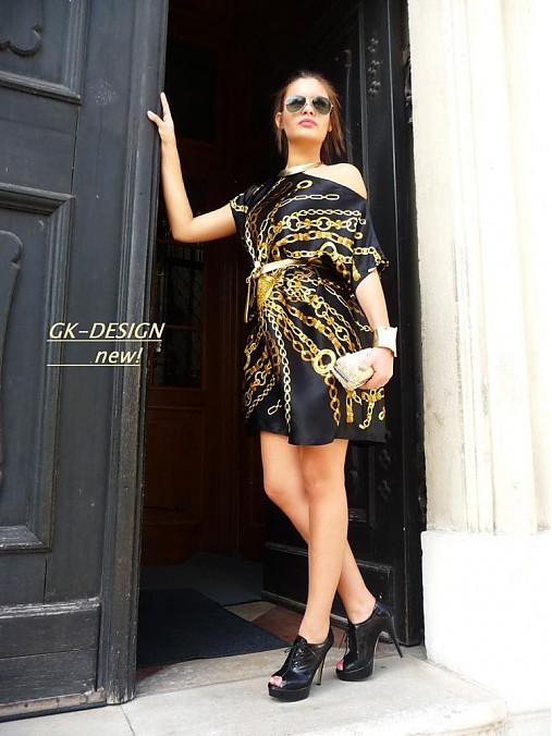 Tribute Gianni Versace.....! Hodváb   gk - SAShE.sk - Handmade Šaty 174267b9a85