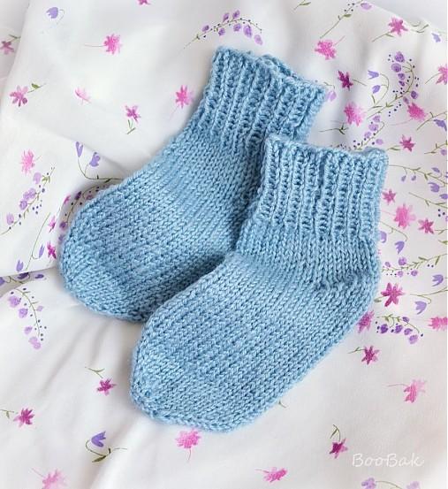 Topánočky - Obliečky na detské paprčky spodné 3 - 3091791