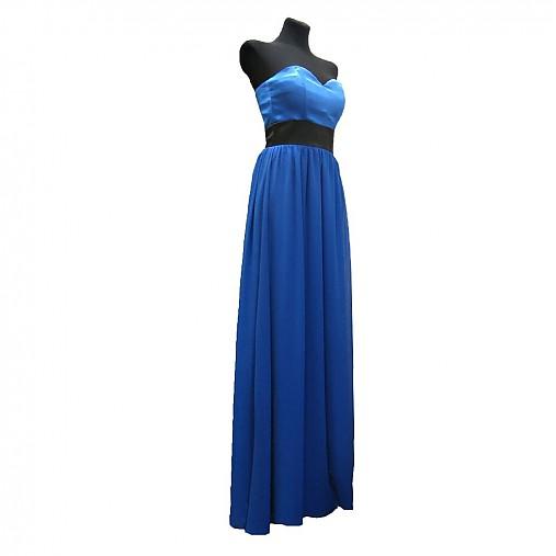 Šifónové šaty Klasik rôzne farby   Dyona - SAShE.sk - Handmade Šaty 6615e96330d