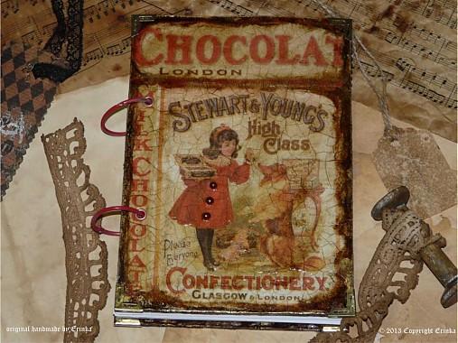 Čokoláda-kľúč do sveta fantázie.....Carcoolcaaa
