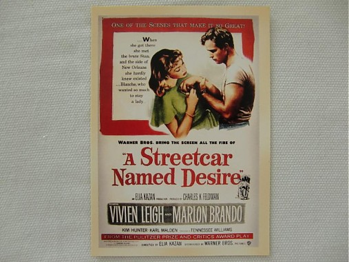 an analysis of the speech on scene five of a streetcar named desire a play by tennessee williams