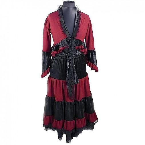 88785af88e5e Bolerko pre spoločenské šaty aj korzet 0040   Gothic Burlesque ...