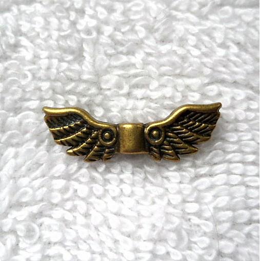 Krídla 7x22mm-1ks (st.mosadz)