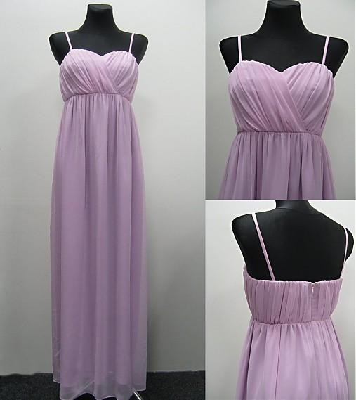 Spoločenské šaty zo šifónu na tenké ramienka rôzne farby   Dyona ... 2ac82d7a71c