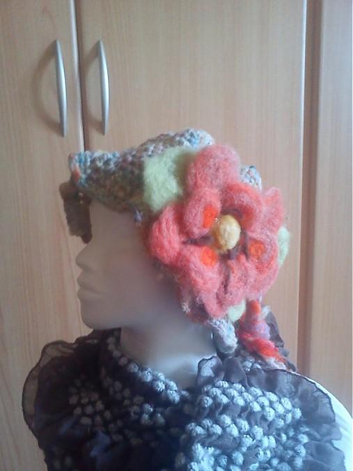 15310bcf1 Dúhový klobúk / oveckovo - SAShE.sk - Handmade Čiapky