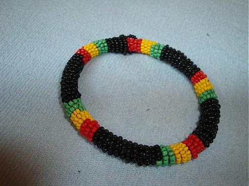 c9f082cd7 Reggae / tamulik - SAShE.sk - Handmade Náramky