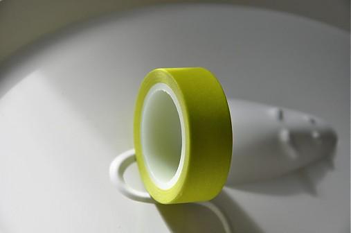 washi paska zelena 10m