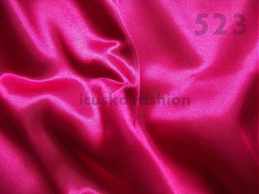 0c82239131c7 Satén metráž - tmavoružový   icuska.fashion - SAShE.sk - Handmade Textil