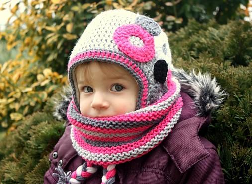 005e152a3 Keď príde Perinbabka... / motulka - SAShE.sk - Handmade Detské čiapky