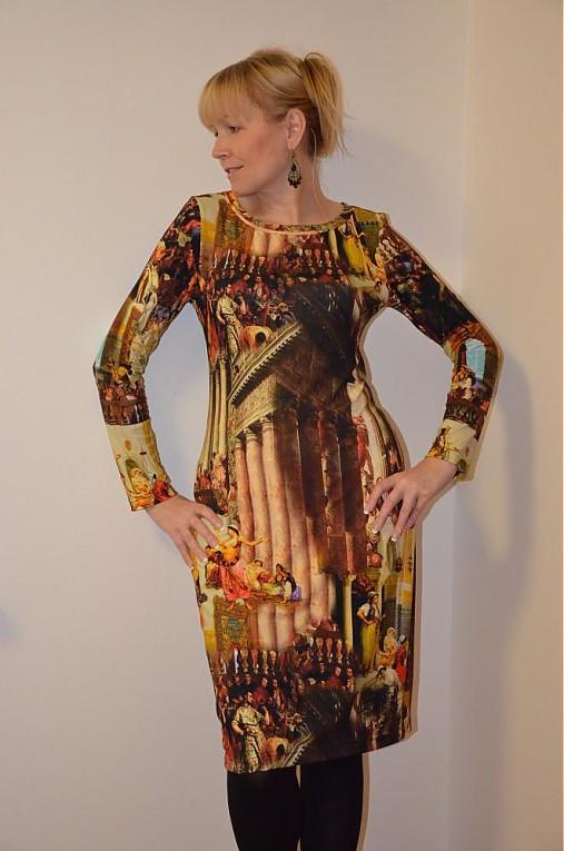 6580ce8c43ad Antické šaty   DECADE - SAShE.sk - Handmade Šaty