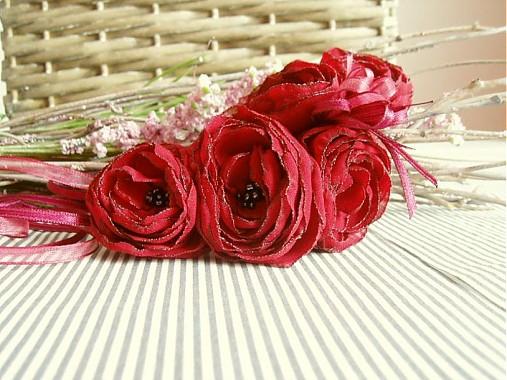 e47cb717b 20% AKCIA Červené ruže...náhrdelník / Tulasi - SAShE.sk - Handmade ...