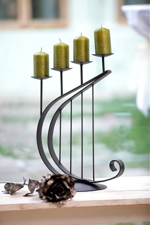 ae57df24d3 Kovový svietnik   efesto - SAShE.sk - Handmade Svietidlá a sviečky