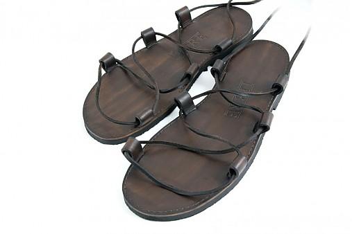 b2298ef954e2 Kožené sandále Kristusky Legend   LIBREatelier - SAShE.sk - Handmade ...