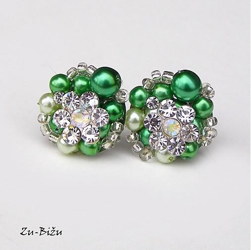 Napichovacie perličky   zu - SAShE.sk - Handmade Náušnice 0fba30962eb