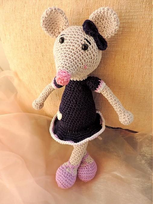 Andželína balerína č.2 :)