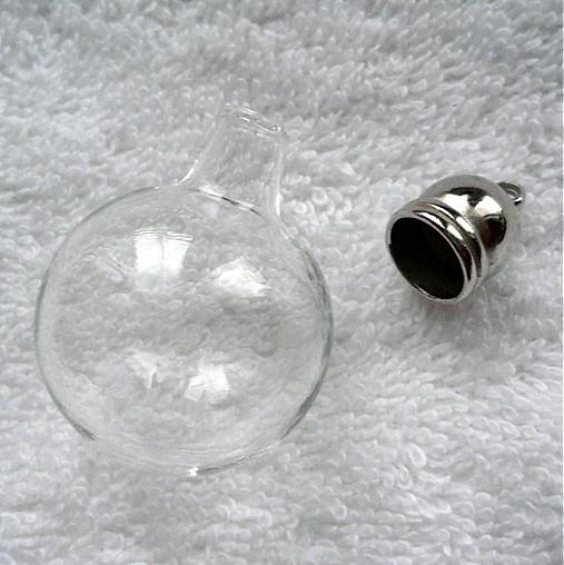 Skl.guľa 30mm s plast.uzáverom