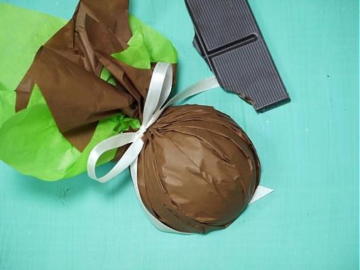 Kakao a mäta XL - masážna kocka