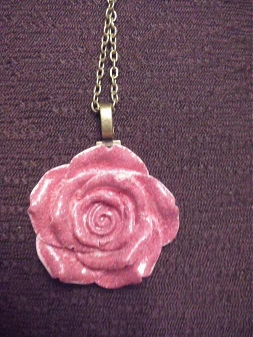 a53eba750 Ruža v tŕní / lifischka - SAShE.sk - Handmade Náhrdelníky