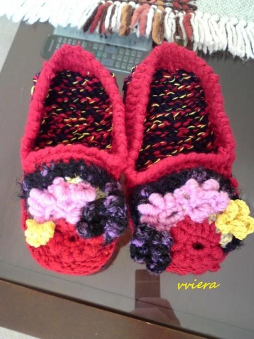 47e686a737d84 Papučky / vviera - SAShE.sk - Handmade