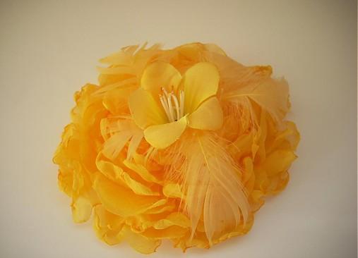 1dca6e205 žltá v žltom /do-predaj/ / MaZulu - SAShE.sk - Handmade Odznaky/Brošne