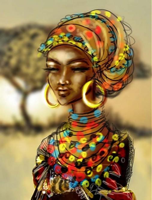Pod africkým slnkom
